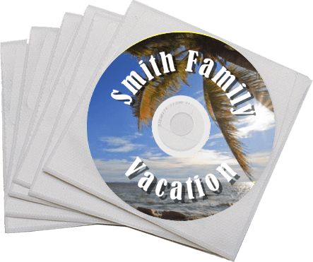 Perfect Life and Memory Slideshow DVDs